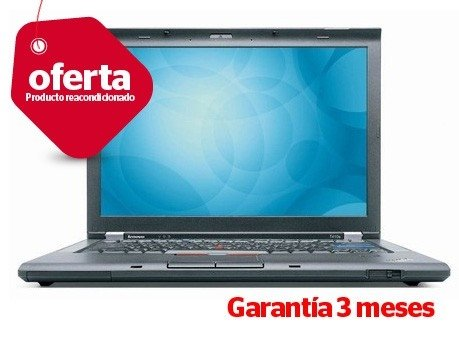 Notebook Lenovo T410