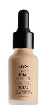 Base Rosto Total Control Droop Foundation NYX  - NATURAL - comprar online