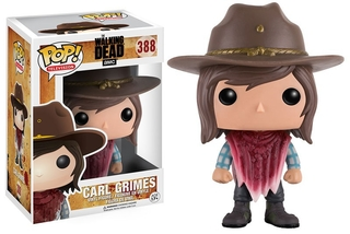 Funko Pop! The Walking Dead Carl Grimes