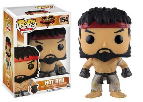 Funko Pop! Street Fighter Ryu