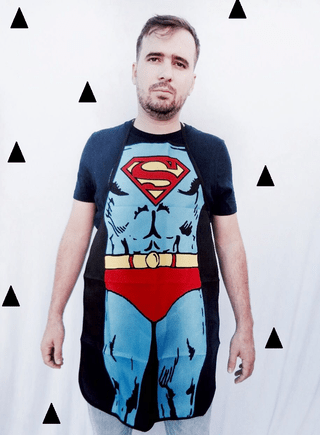 Avental Superman