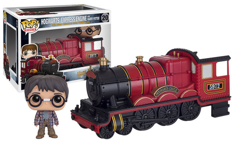 Funko Pop! Harry Potter Hogwarts Express