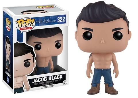 Funko Pop! Crepúsculo Jacob Black