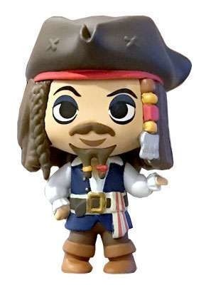 Funko Pop! Capitão Jack Sparrow Exclusivo Disney Treasure + Brinde
