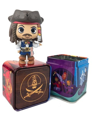 Funko Pop! Capitão Jack Sparrow Exclusivo Disney Treasure + Brinde - comprar online