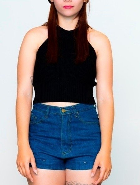 Top Cropped Classic - comprar online