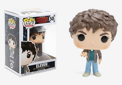 Funko Pop! Stranger Things Eleven - comprar online