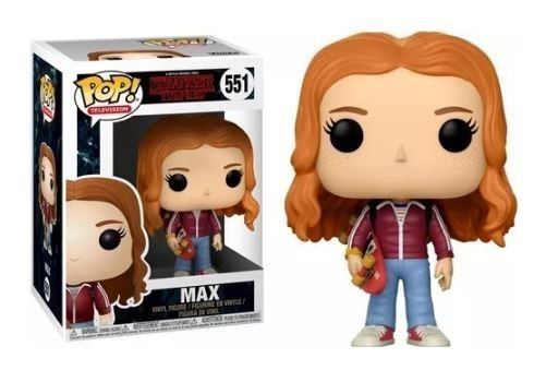 Funko Pop! Stranger Things Max - comprar online