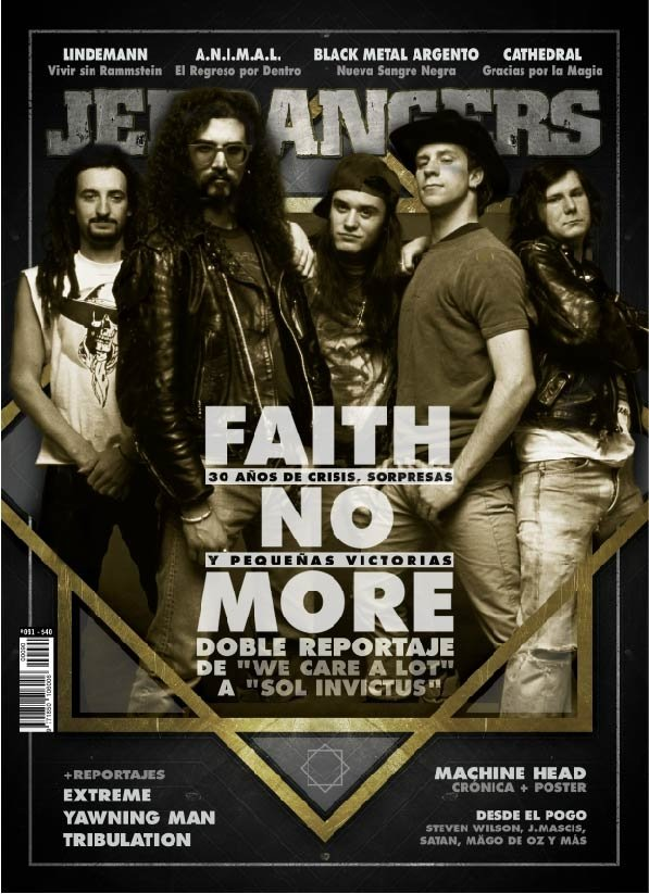 Jedbangers #091 Faith no more - comprar online