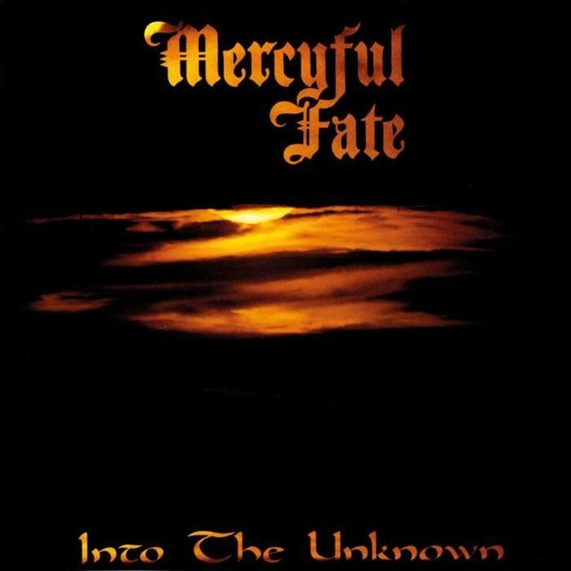 MERCYFUL FATE - Into the unknow