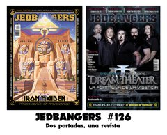 Jedbangers 126 (Iron Maiden Dream Theater Overkill Black Label Watain)