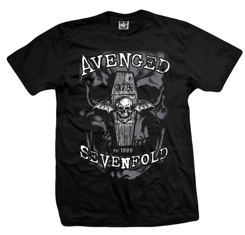 REMERA AVENGED SEVENFOLD - NightMare