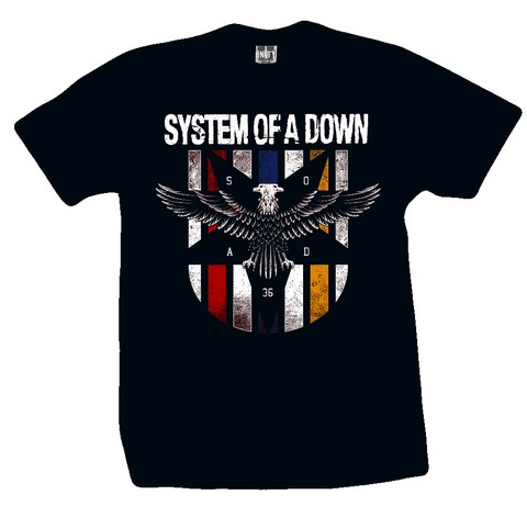 REMERA SYSTEM OF A DOWN - 36