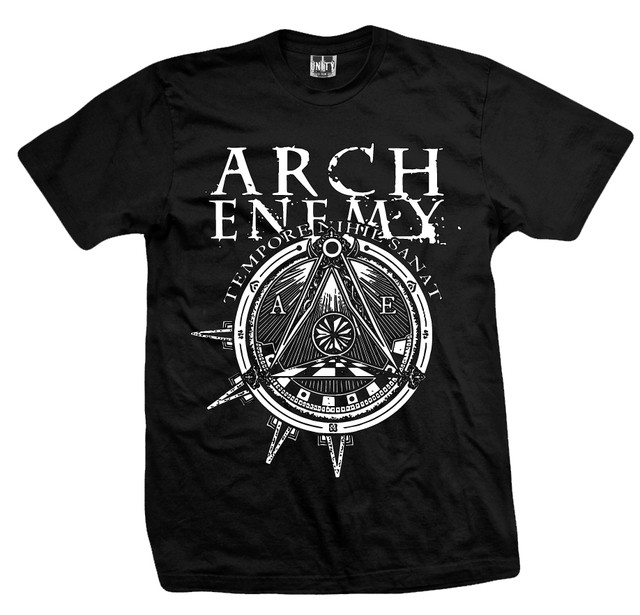 REMERA ARCH ENEMY - Tempore