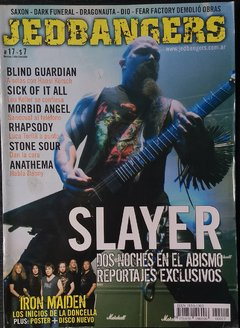 Pack Slayer (3 revistas con envío gratis) en internet