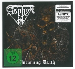 Asphyx - Incoming Death (CD+DVD)