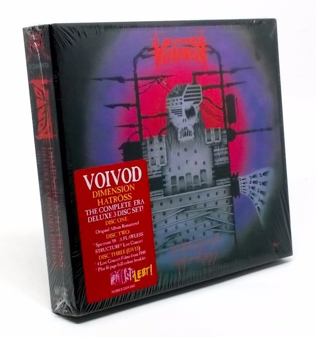 Voivod - Dimension Hatross en internet