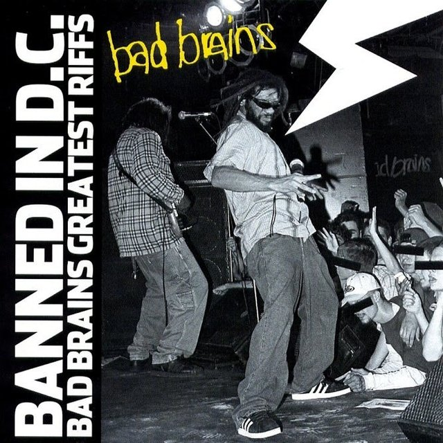 BAD BRAINS - BANNED IN DC