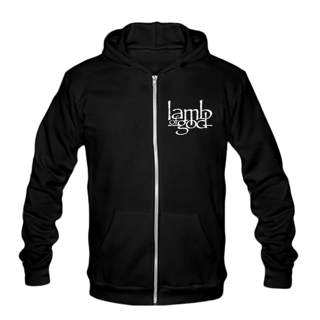 Campera Lamb Of God - comprar online