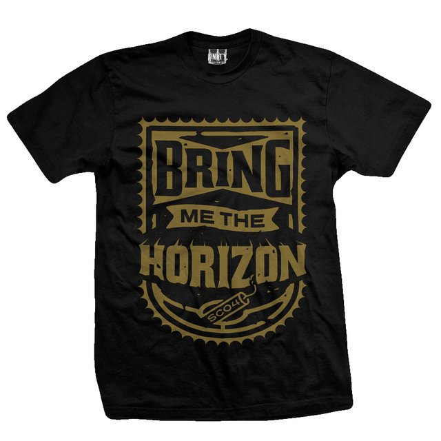 Remera BRING ME THE HORIZON - Dynamite