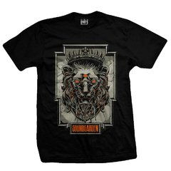 Remera SOUNDGARDEN  - Lion