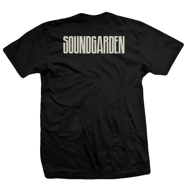 Remera SOUNDGARDEN  - Lion - comprar online