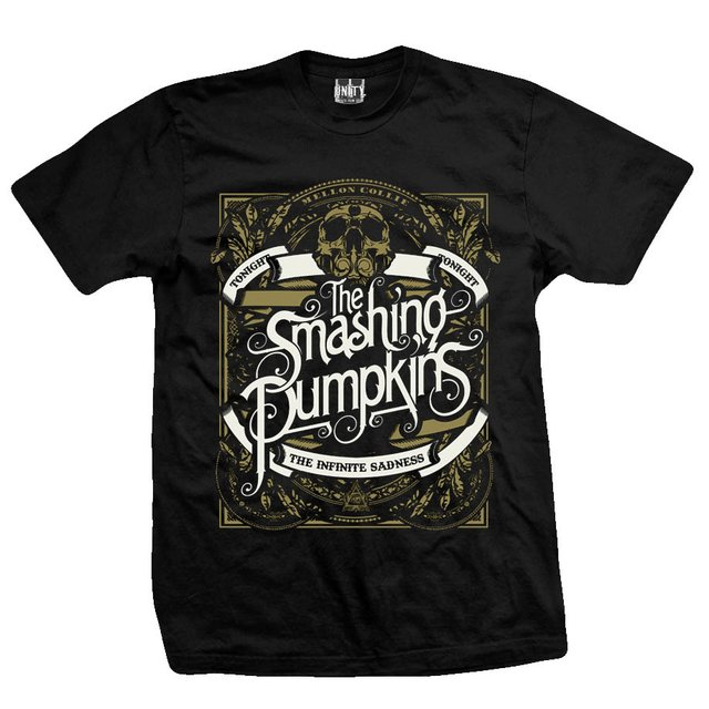 Remera SMASHING PUMPKINS - Infinite Sadness