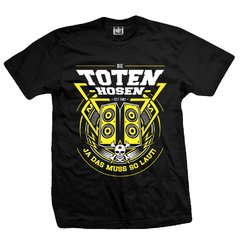 Remera DIE TOTEN HOSEN  - Loud Music