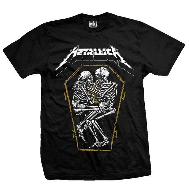 Remera METALLICA - Together