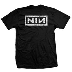 Remera NINE INCH NAILS - Black Nails - comprar online