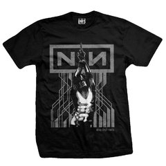 Remera NINE INCH NAILS - Black Nails
