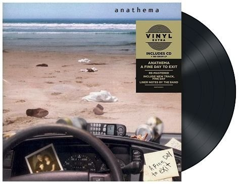 Anathema - A Fine Day to Exit Vinilo + CD