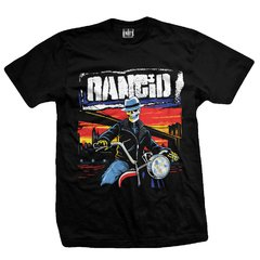 Remera RANCID - Motorcycle