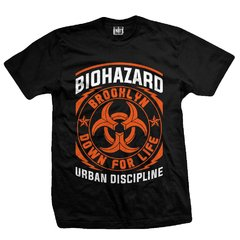 Remera BIOHAZARD Down For Life