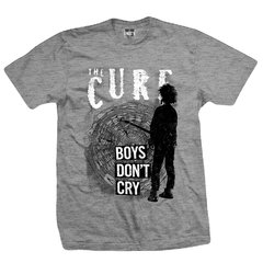 Remera THE CURE - Boys Dont Cry