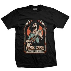 Remera FRANK ZAPPA  - Mothers Of invention