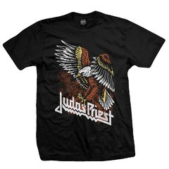 Remera JUDAS PRIEST  Screaming Eagle