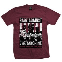 RAGE AGAINST THE MACHINE  Sleep now in the fire