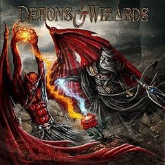Demons & Wizards - Touched by the Crimson King (Doble, Digi y Slipcase)