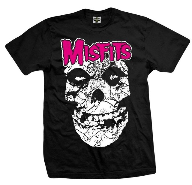 REMERA MISFITS Dig - Up Her Bones