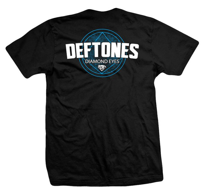 REMERA Deftones Diamond Eyes - comprar online
