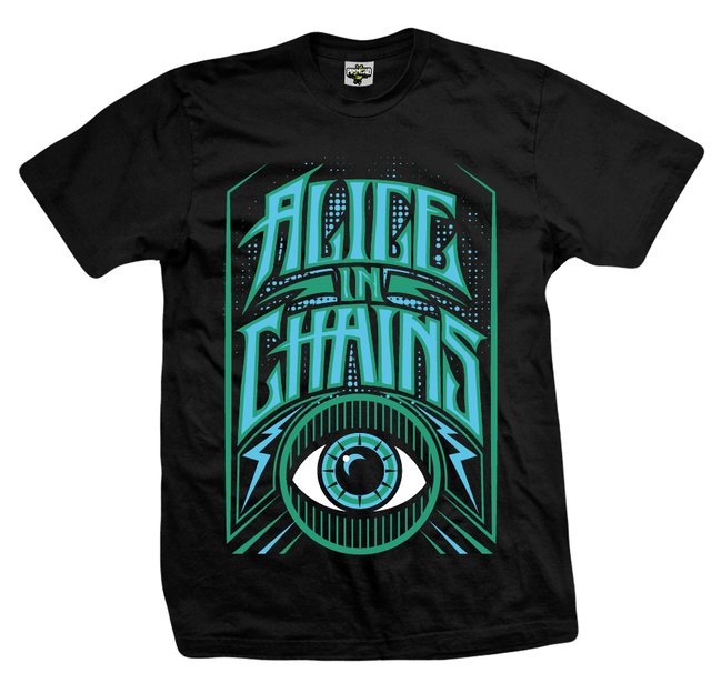 REMERA ALICE IN CHAINS - Diamond Eye
