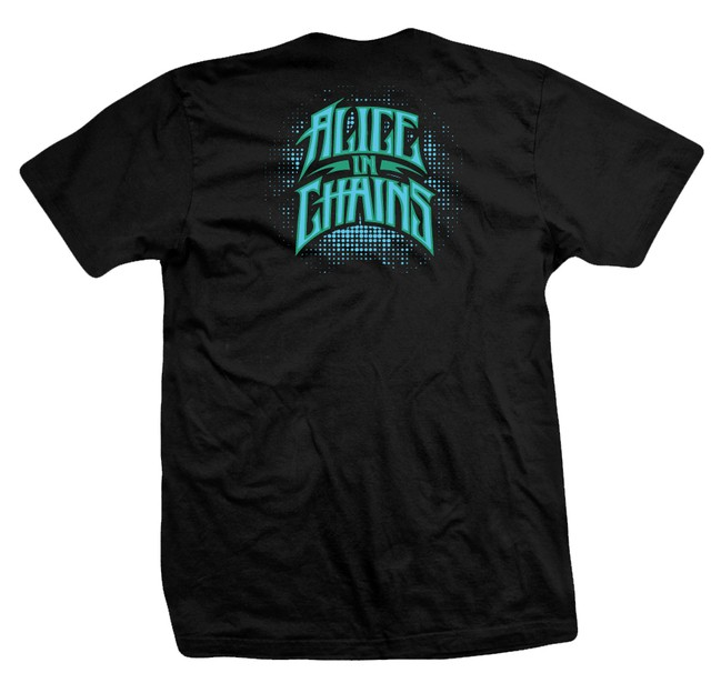 REMERA ALICE IN CHAINS - Diamond Eye - comprar online