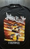Remera Judas Priest - Firepower