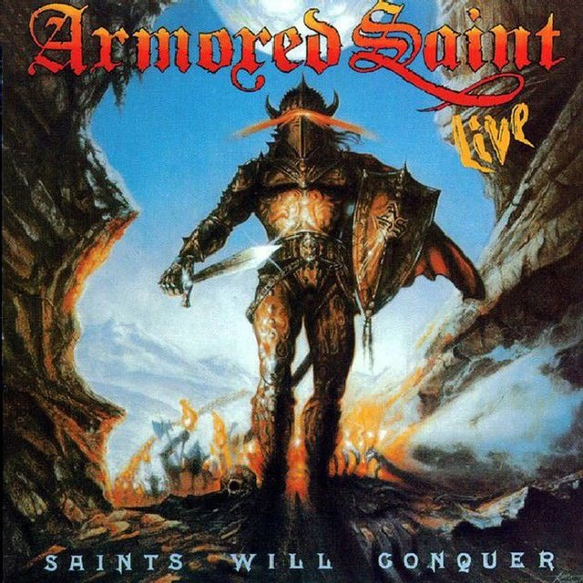 Armored Saint - Saints Will Conquer (Vinilo) (copia)