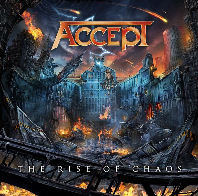 ACCEPT - THE RISE OF CHAOS - comprar online