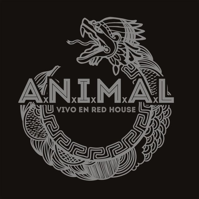 A.N.I.M.A.L. - VIVO EN RED HOUSE (CD)