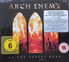 Arch Enemy - As the Stages Burn! ( CD + DVD, Alemán)