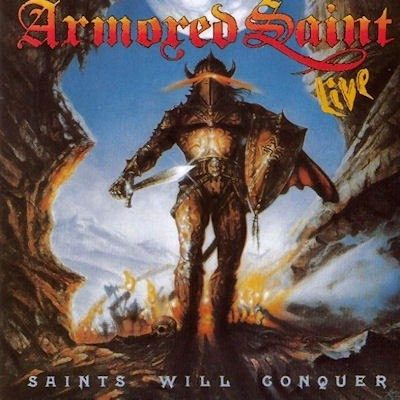 Armored saint live - Saints will conquer