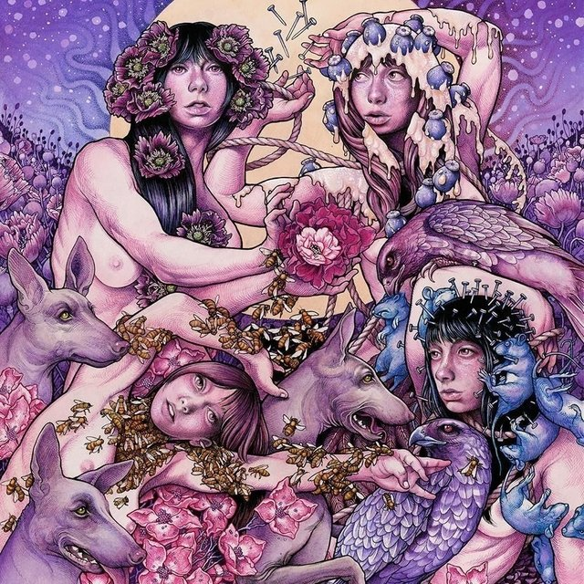 Baroness - Purple (Digipak)